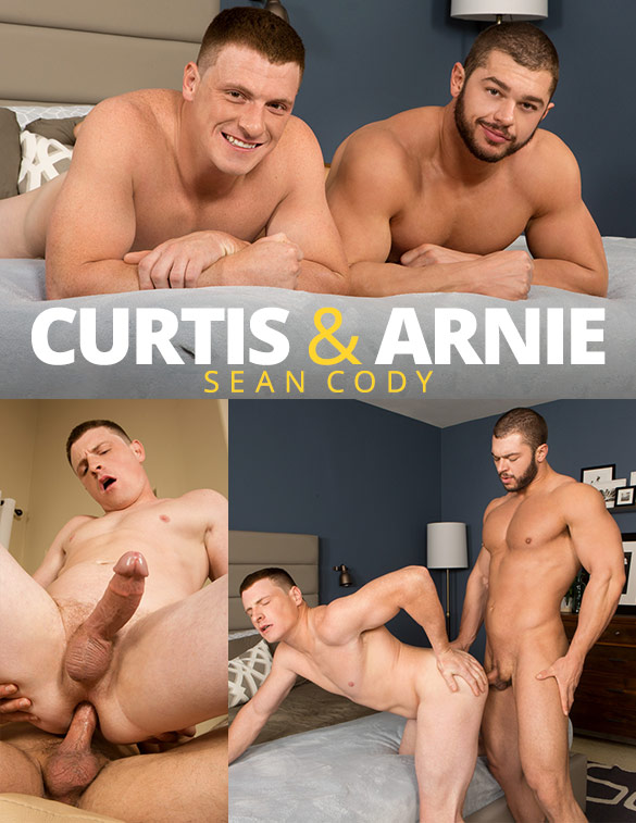 Sean Cody: Arnie creampies Curtis