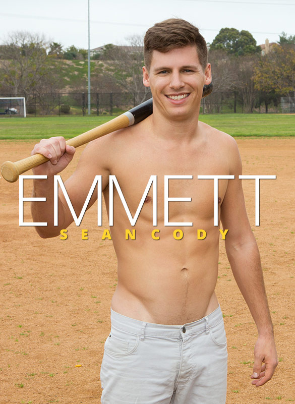 Sean Cody: Emmett busts a nut