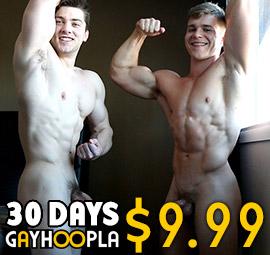 Special Offer: GayHoopla