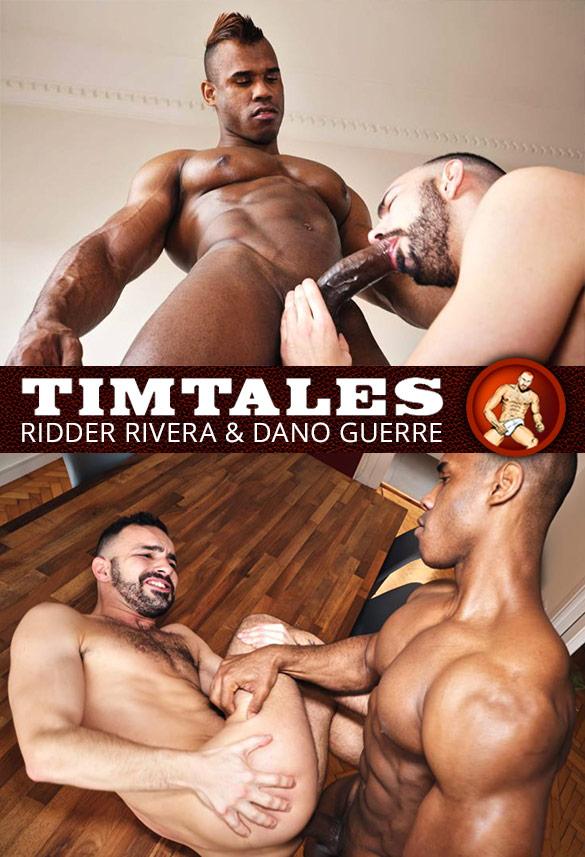 TimTales: Ridder Rivera barebacks Dano Guerre