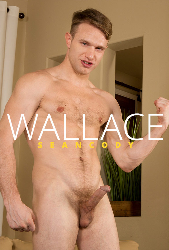 Sean Cody: Wallace rubs one out