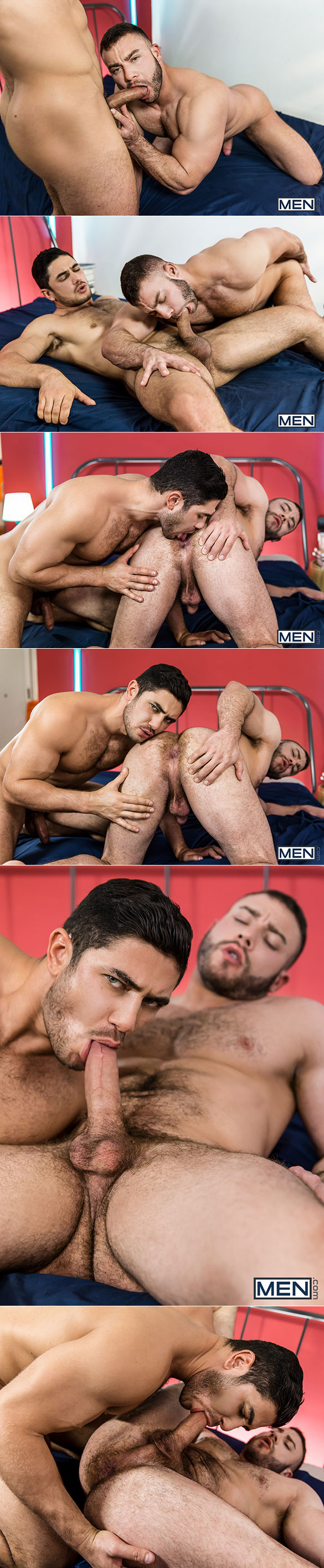 "Men.com: Dato Foland fucks Diego Reyes in ""Hall Pass, Part 3"""