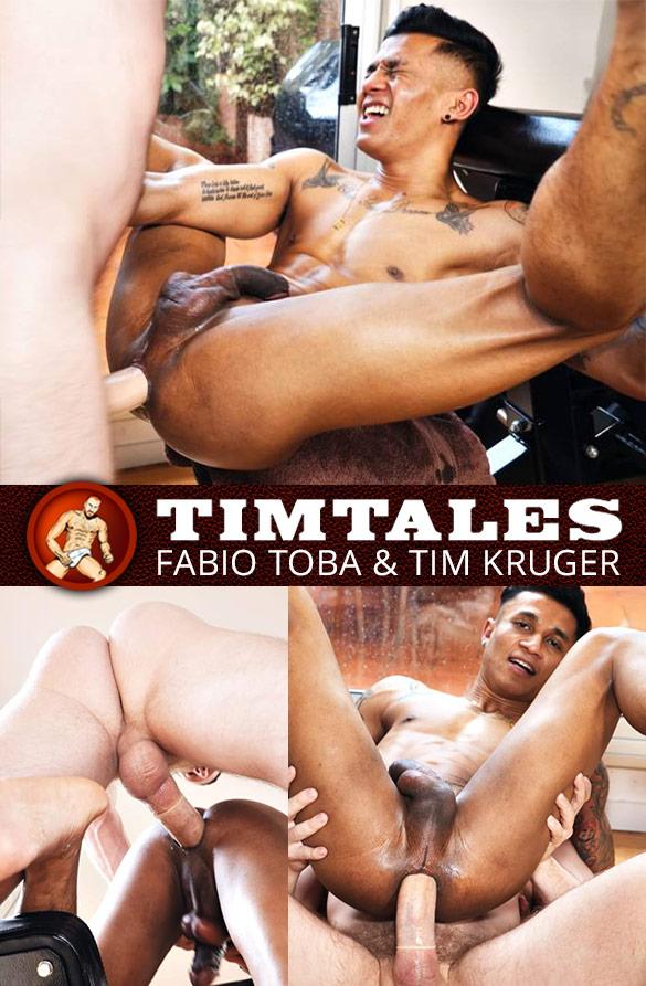TimTales: Tim Kruger fucks Fabio Toba