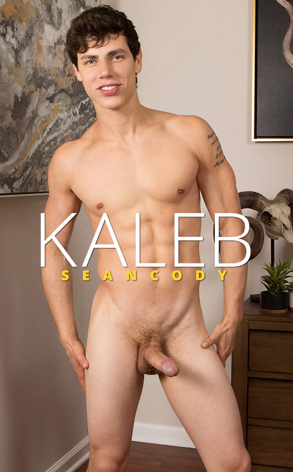 Sean Cody: Kaleb busts a nut