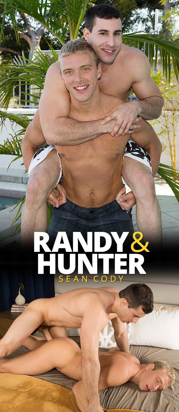 Sean Cody: Randy barebacks Hunter