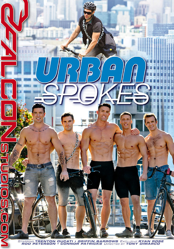 "NakedSword: Falcon Studios' ""Urban Spokes"""
