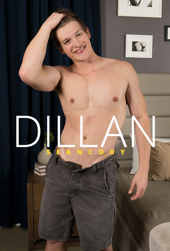 Sean Cody: Dillan rubs one out