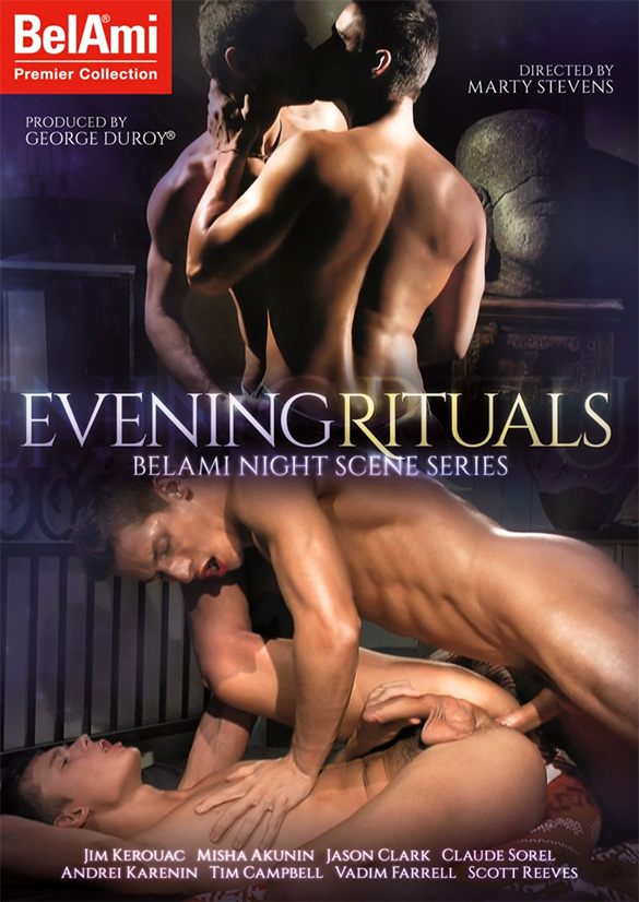 "NakedSword: BelAmi's ""Evening Rituals"""