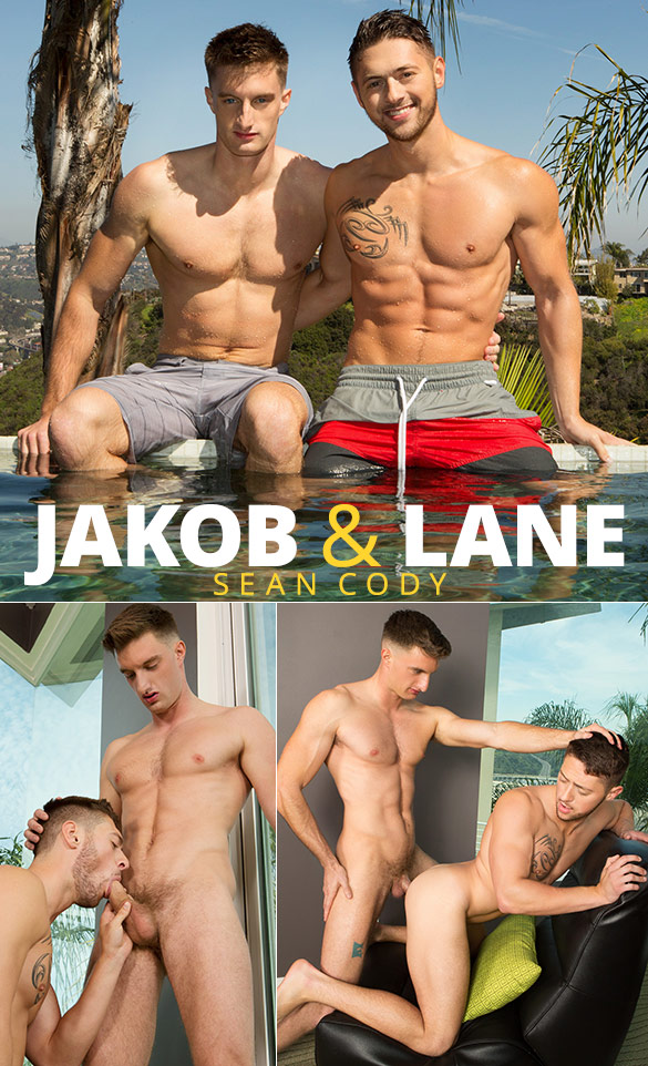 Sean Cody: Jakob barebacks Lane
