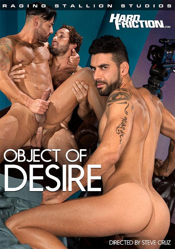 """NakedSword: Raging Stallion's """"Object of Desire"""""""