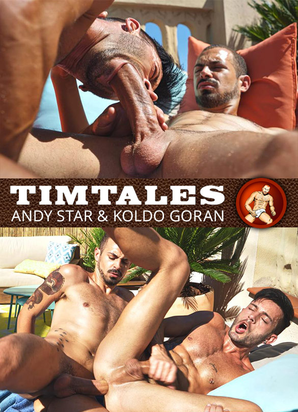 TimTales: Koldo Goran barebacks Andy Star