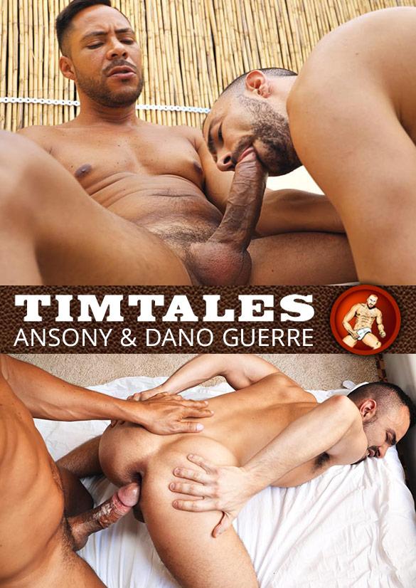 TimTales: Ansony fucks Dano Guerre raw