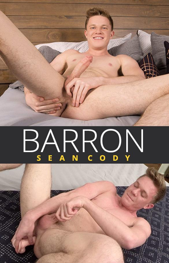 Sean Cody: Barron fucks himself