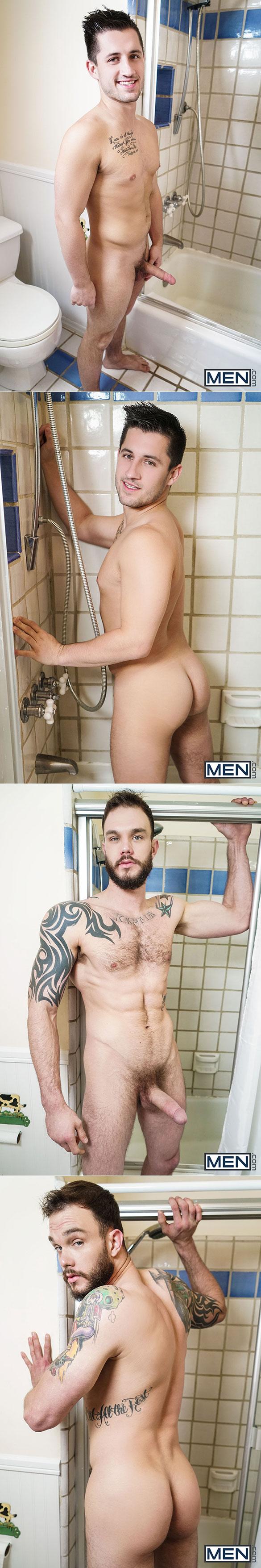 "Men.com: Cliff Jensen fucks Alex Gray in ""Mine Now, Sister"""