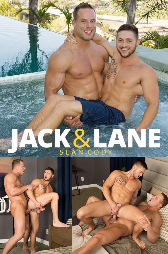 Sean Cody: Jack pounds Lane raw