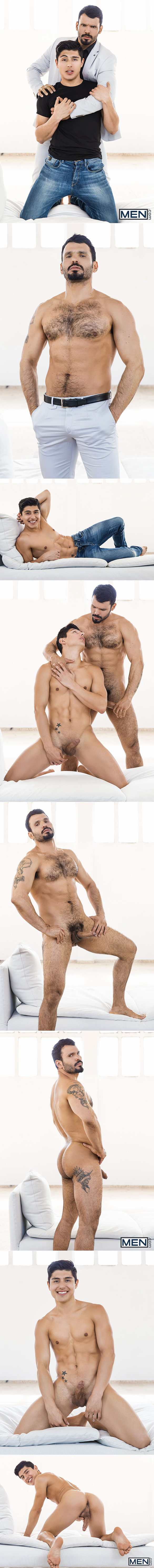 "Men.com: Jean Franko pounds Ken Summers in ""The Parlor, Part 3"""