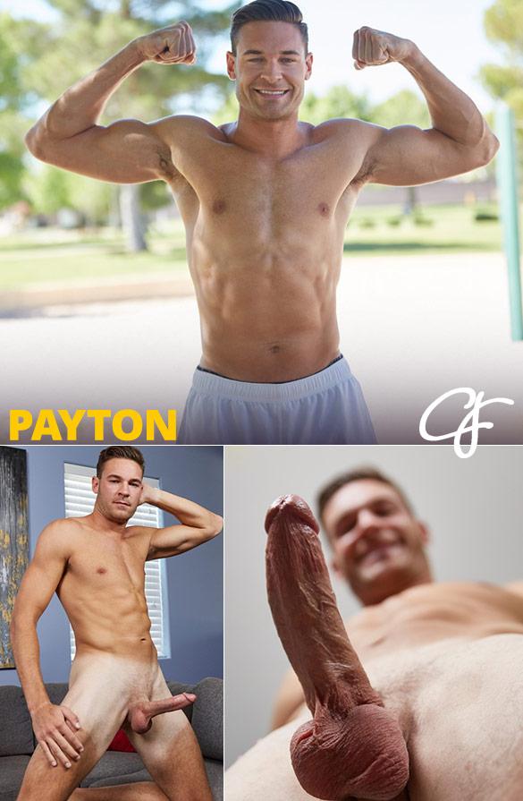 Corbin Fisher: Payton rubs one out