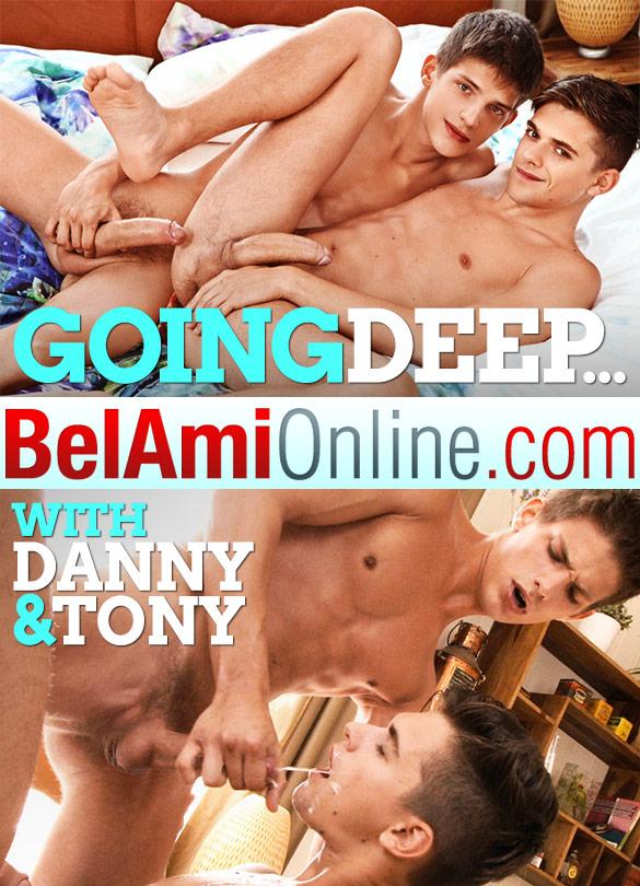 BelAmi: Danny Defoe fucks Tony Conrad raw