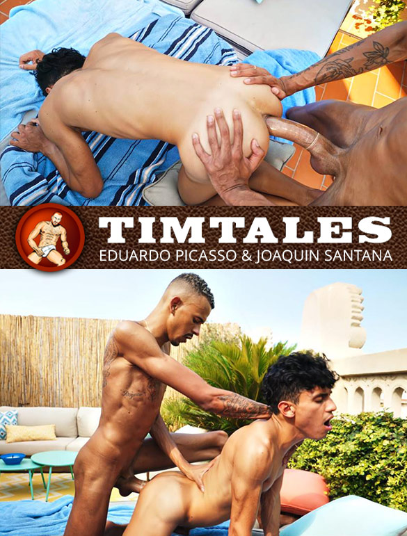 TimTales: Eduardo Picasso fucks Joaquin Santana