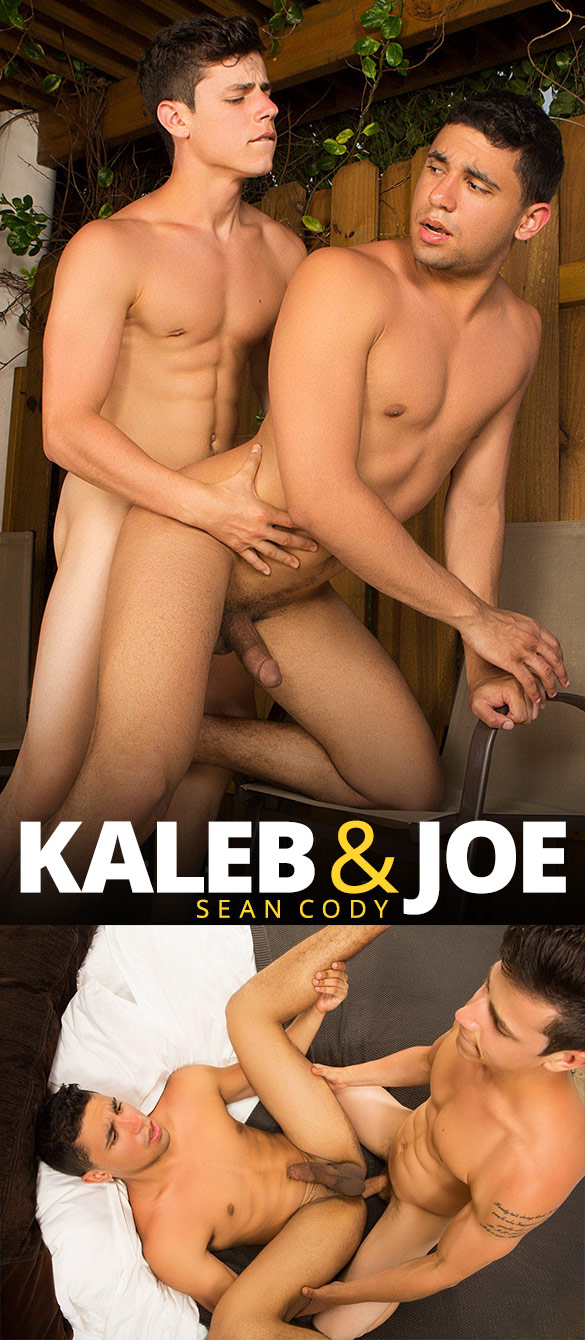 Sean Cody: Kaleb barebacks Joe