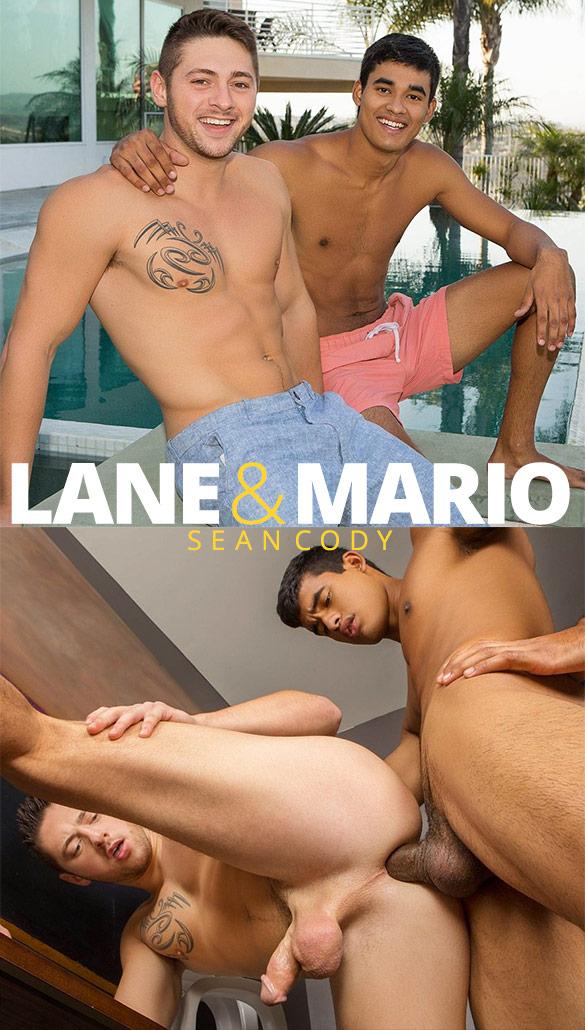 Sean Cody: Mario fucks Lane bareback