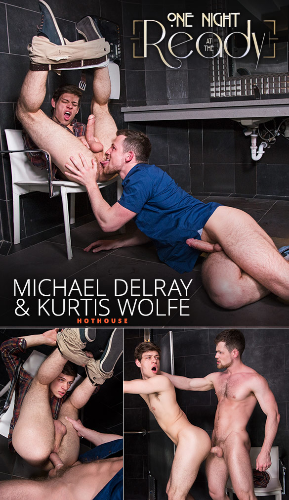 "HotHouse: Kurtis Wolfe drills Michael DelRay in ""One Night at the Ready"""