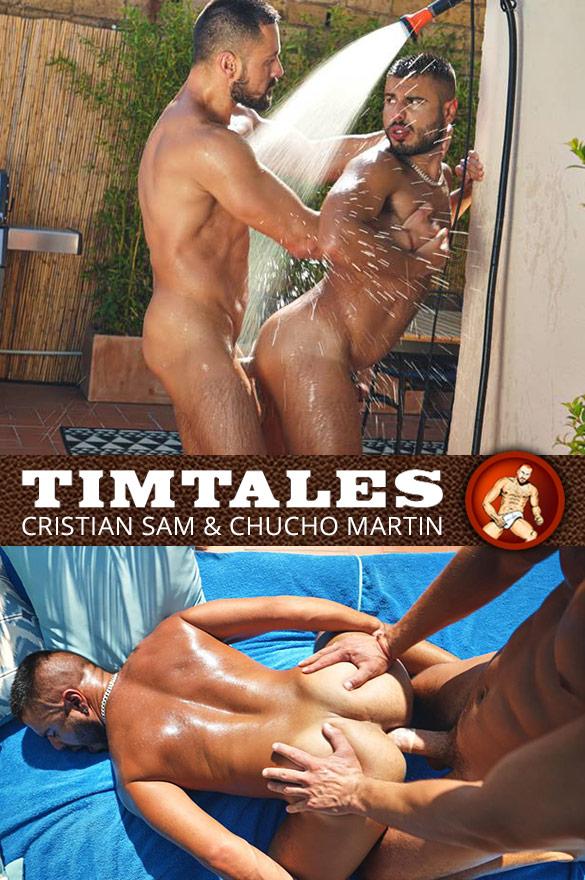 TimTales: Cristian Sam fucks Chucho Martin