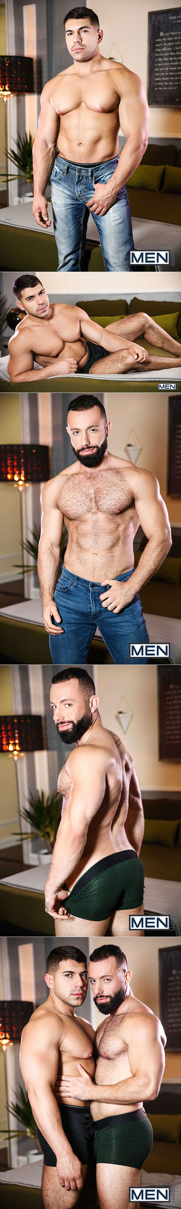 "Men.com: Damien Stone tops Eddy CeeTee in ""Look What I Can Do, Part 2"""