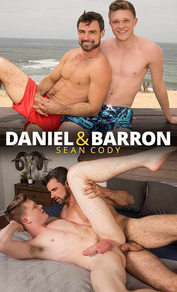 Sean Cody: Daniel fucks Barron raw