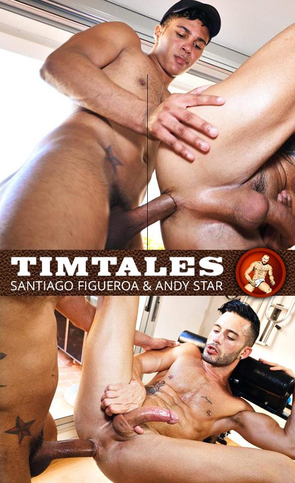 TimTales: Santiago Figueroa creams Andy Star