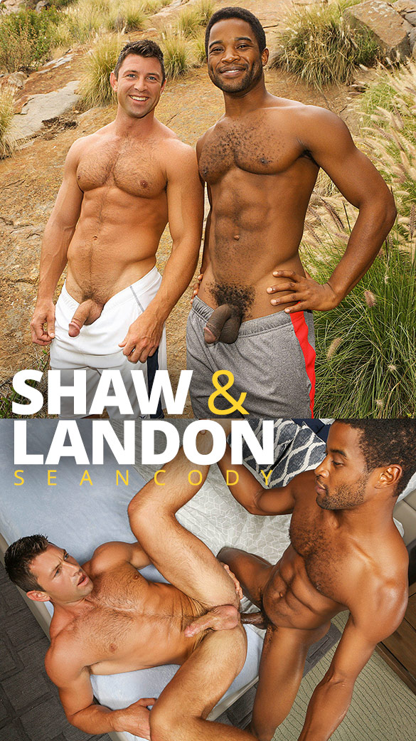 Sean Cody: Landon fucks Shaw raw