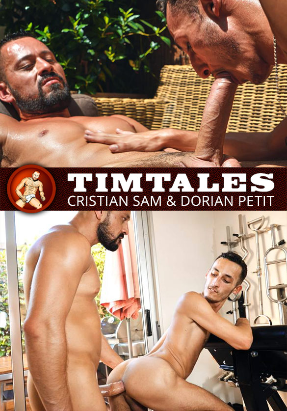 TimTales: Cristian Sam fucks Dorian Petit