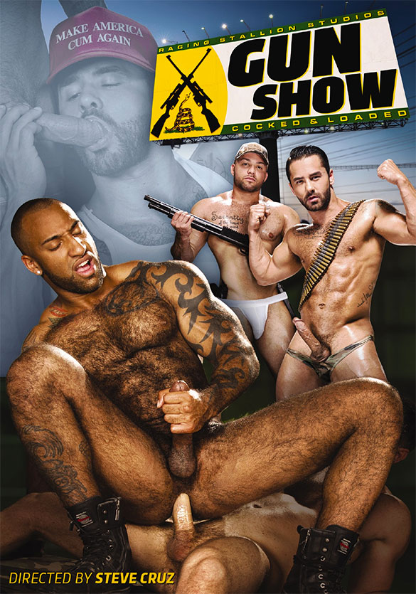 "NakedSword: Raging Stallion's ""Gun Show"""
