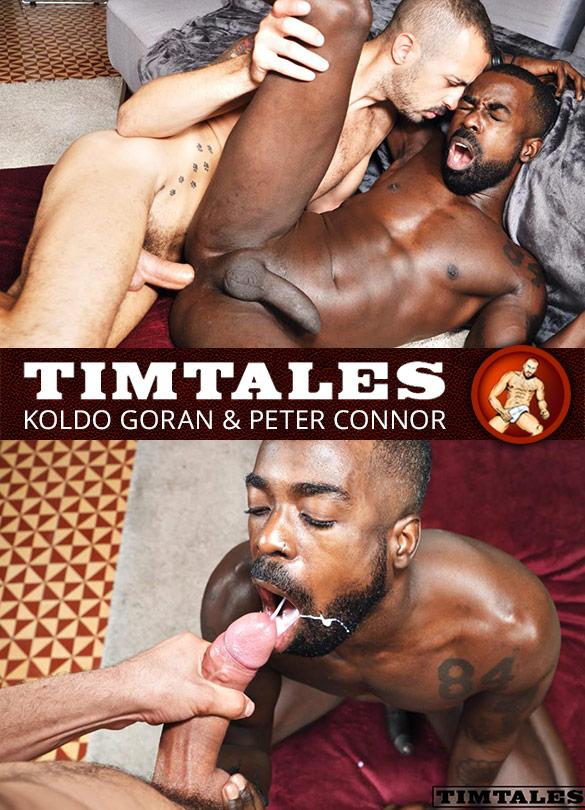 TimTales: Koldo Goran drills Peter Connor bareback