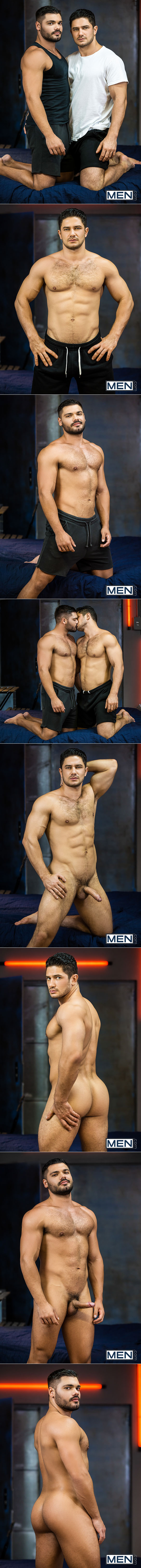 "Men.com: Dato Foland fucks Nicolas Brooks in ""The Boy Is Mine, Part 1"""