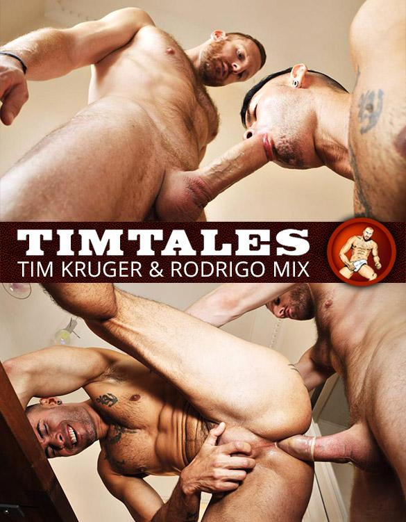 TimTales: Tim Kruger pounds Rodrigo Mix