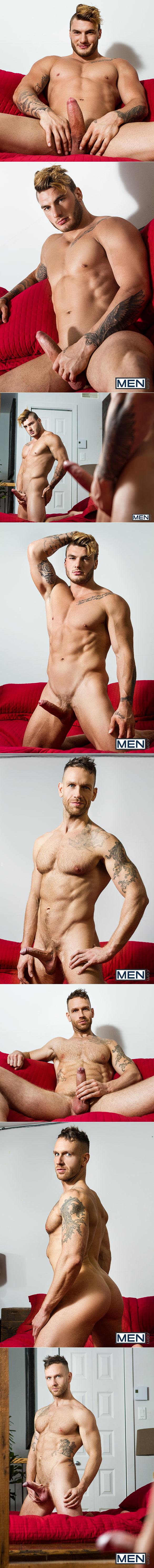 """Men.com: William Seed bangs Kit Cohen in """"The Guys Next Door, Part 1"""""""