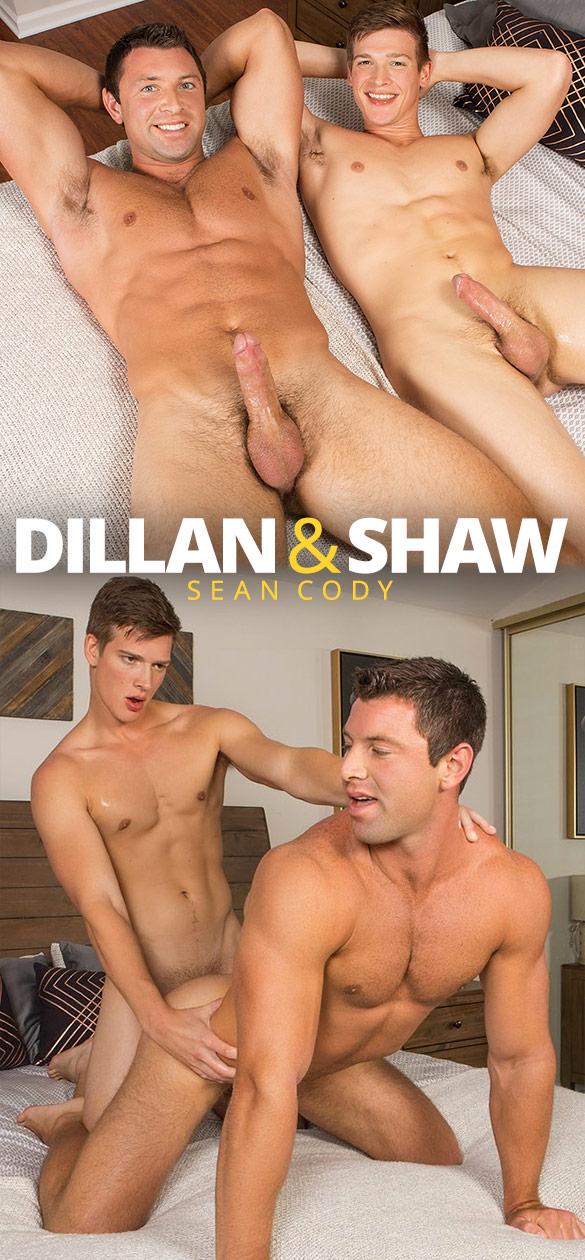 Sean Cody: Dillan barebacks Shaw