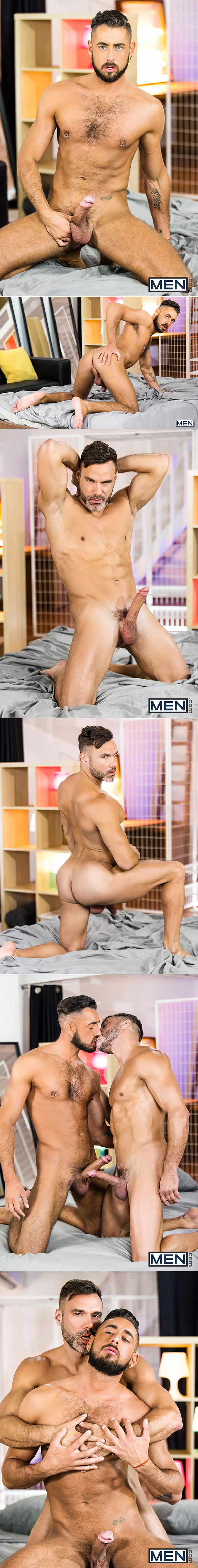 "Men.com: Manuel Skye fucks Massimo Piano in ""The Genie, Part 3"""
