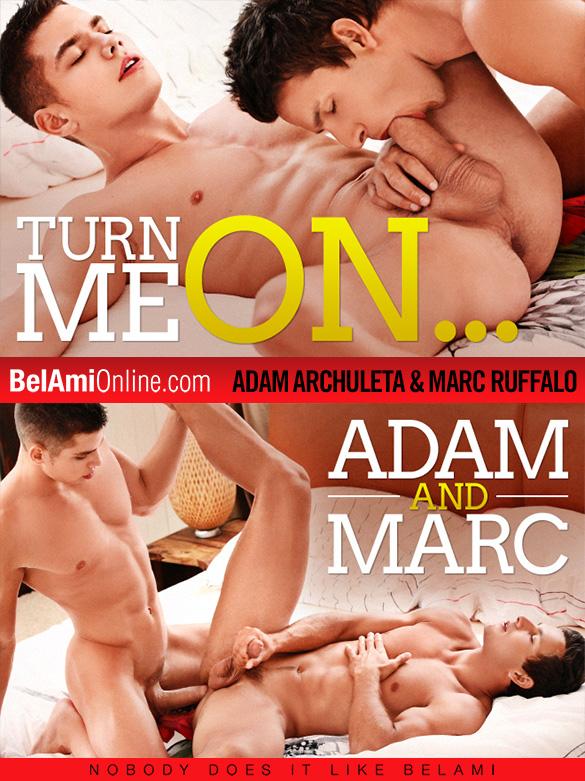 BelAmi: Adam Archuleta barebacks Marc Ruffalo