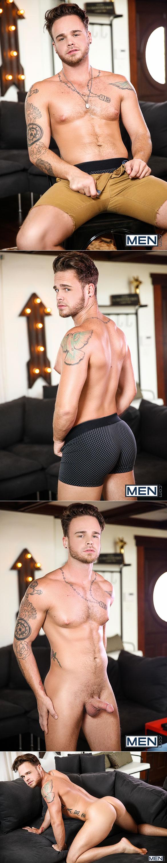"""Men.com: Tobias and Vadim Black fuck Max Wilde in """"My Turn"""""""