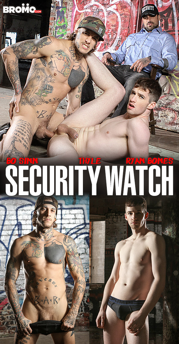 "Bromo: Bo Sinn pounds Thyle raw in ""Security Watch"""