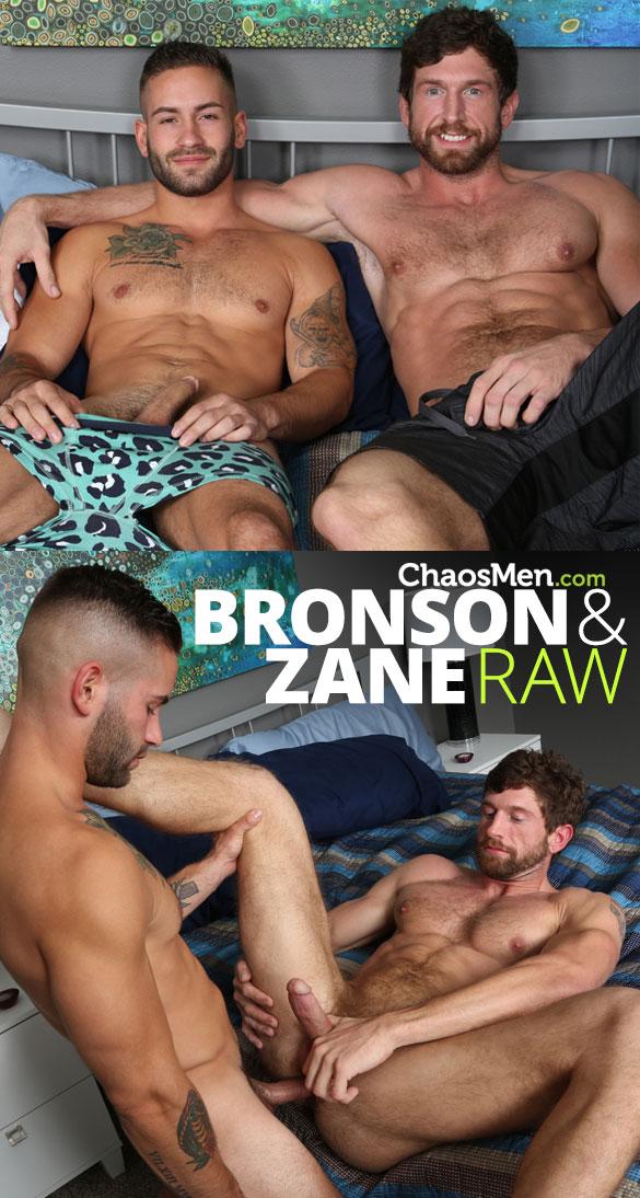 ChaosMen: Bronson creams Zane