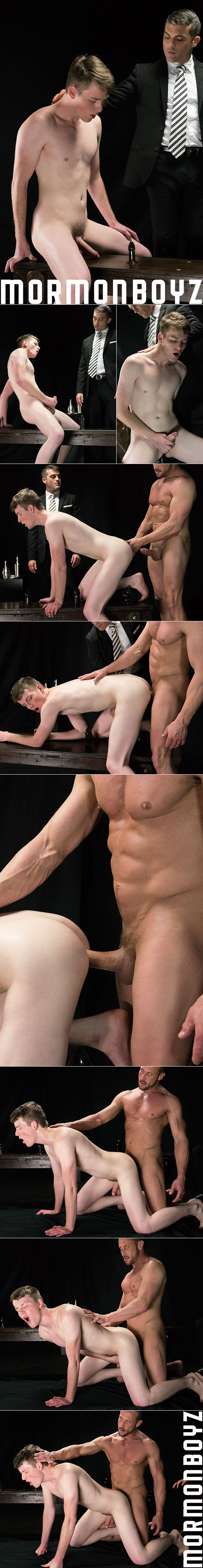 """MormonBoyz: Elder Campbell gets his hole stretched in """"Atonement"""""""