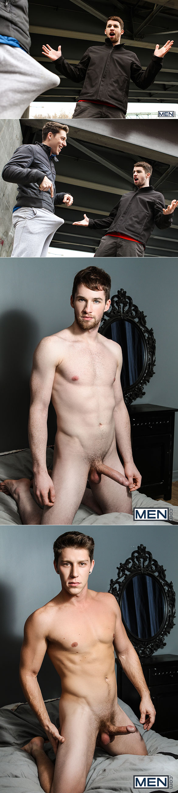 "Men.com: Paul Canon bangs Thyle Knoxx in ""Pranksters, Part 2"""