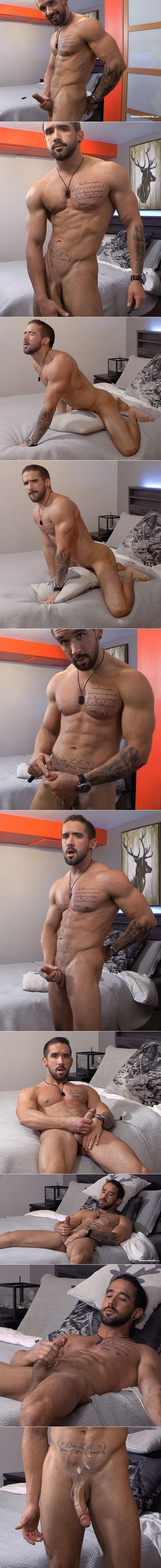 "Maskurbate: ""Zack's Sex Cam"""