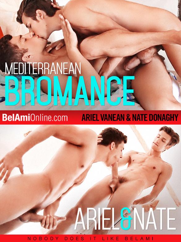 BelAmi: Nate Donaghy creams Ariel Vanean
