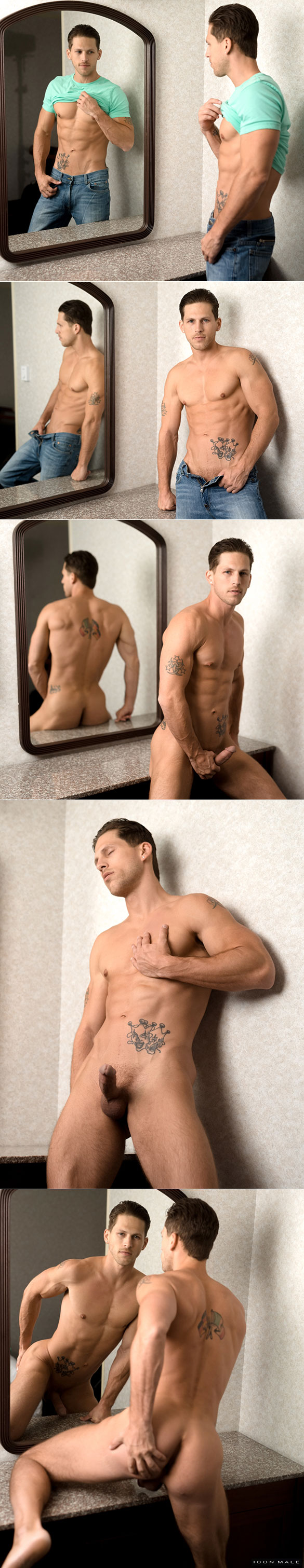 """IconMale: Roman Todd fucks Armond Rizzo in """"Brothers 3 - Blood Brothers"""""""
