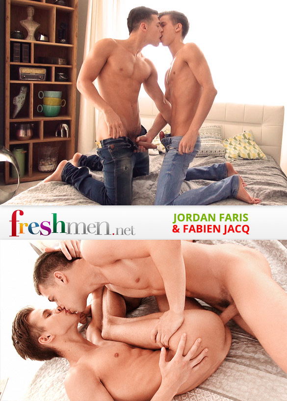 Freshmen.net: Fabien Jacq's training session with Jordan Faris