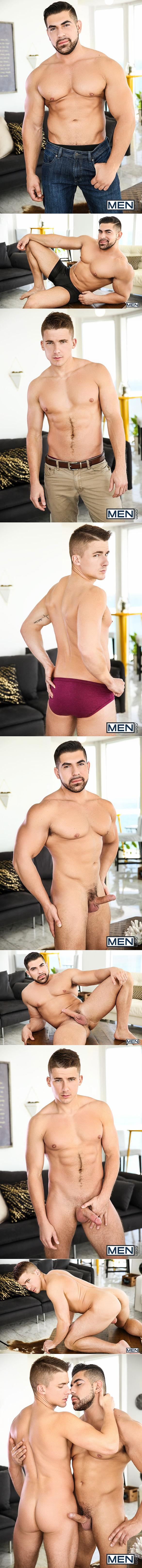 "Men.com: Damien Stone fucks Jake Porter in ""Masterclass, Part 2"""
